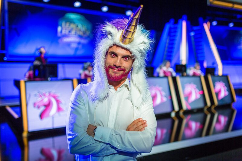 Romain Bigeard, Unicorns of Love