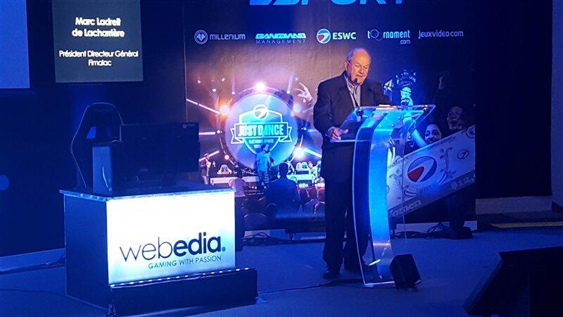 Webedia e-sport