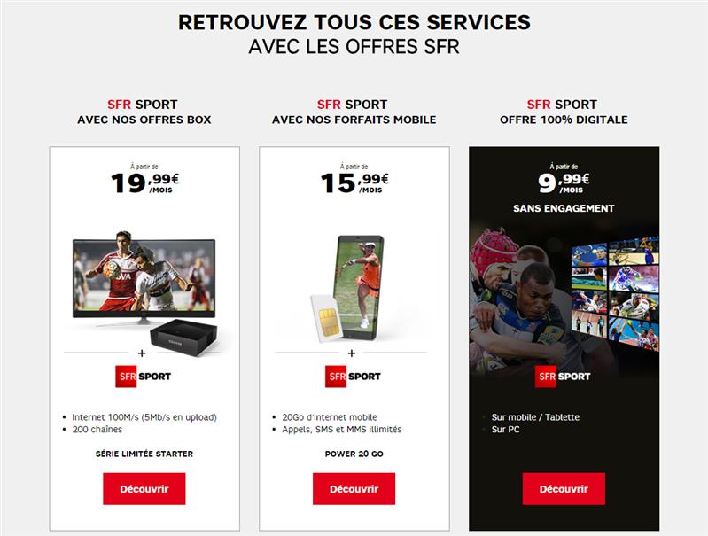 SFR Sport