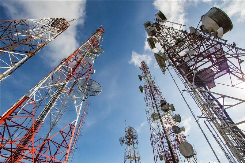 Antennes télécommunication mobile