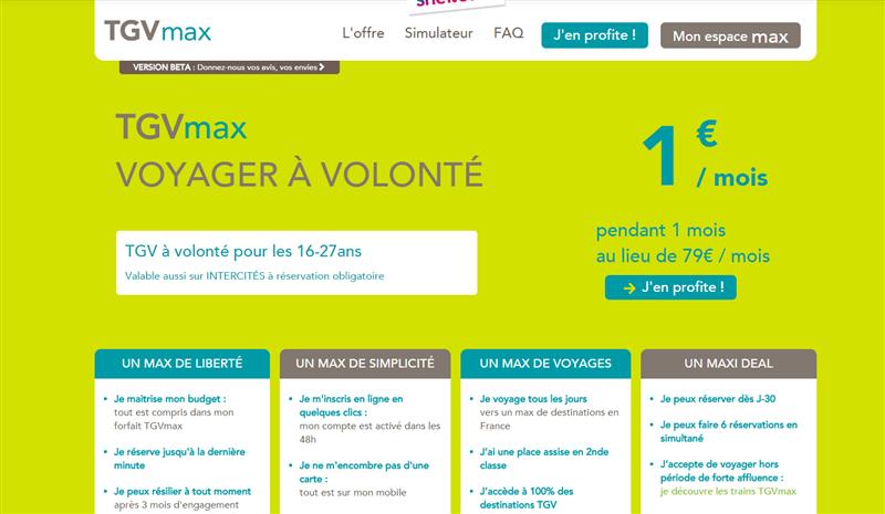 TGV Max
