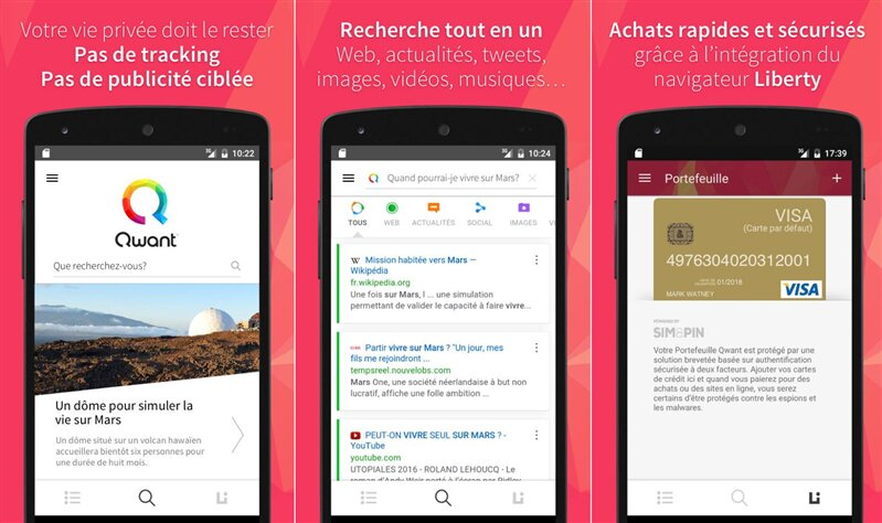 Qwant Mobile