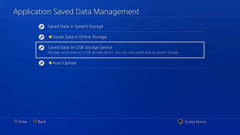 PS4 Disque Externe