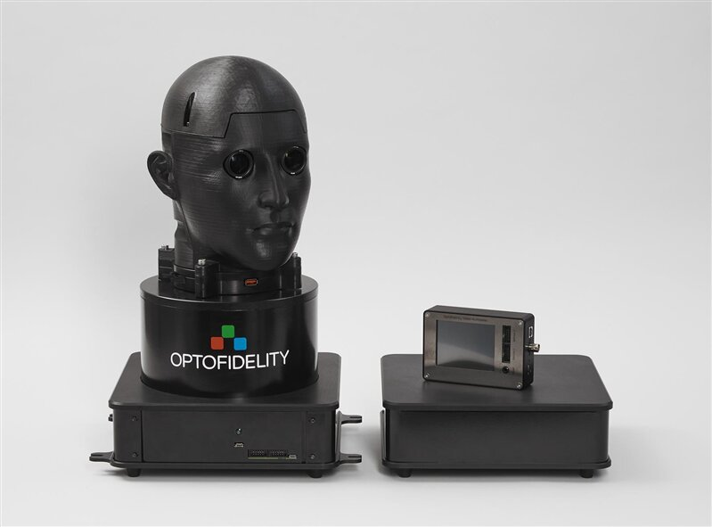 VRmark OptoFidelity capteur