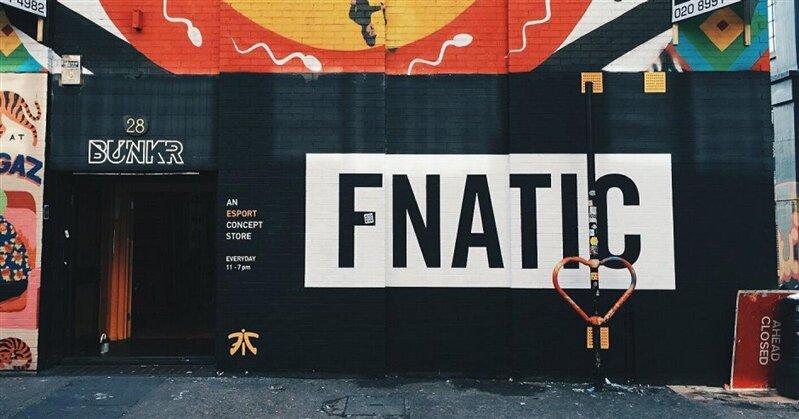 Fnatic Bunkr Boutique