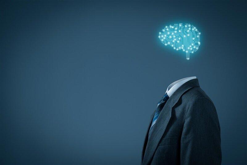 IA cerveau homme