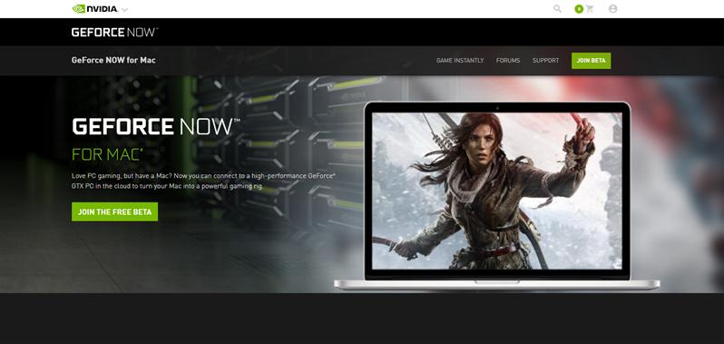 GeForce Now Mac