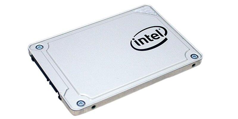 Intel 545s 512 Go