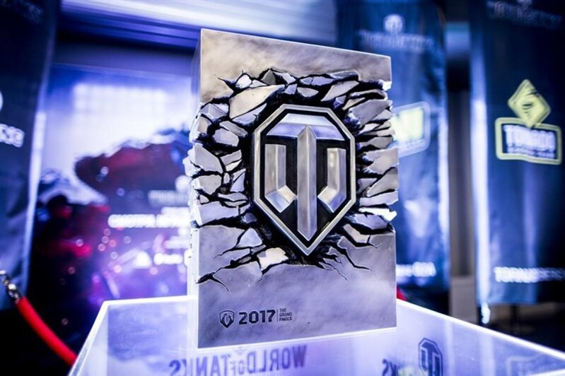 World of Tanks e-sport