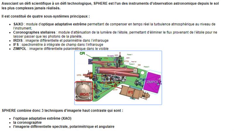 Sphère CNRS
