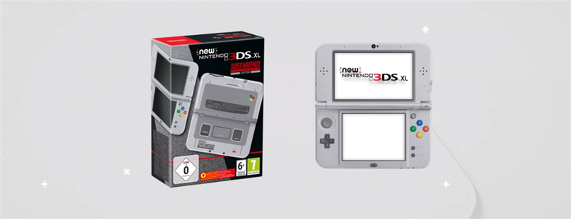 3DS Super Nintendo