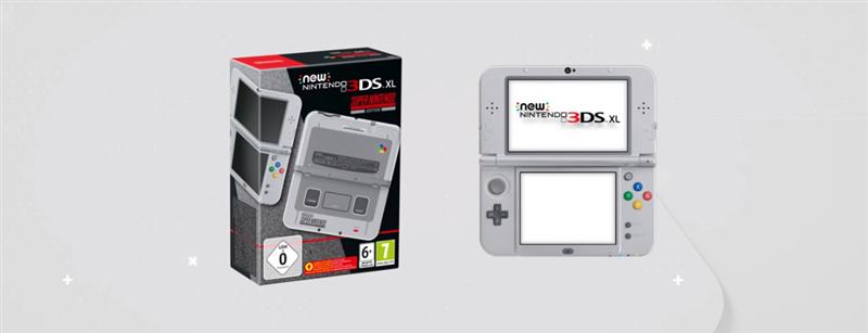 3DS Super Nintendo