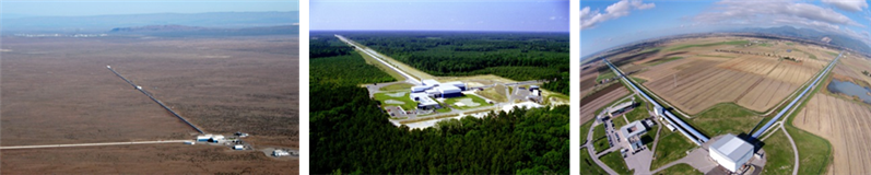 Detecteur LIGO Virgo