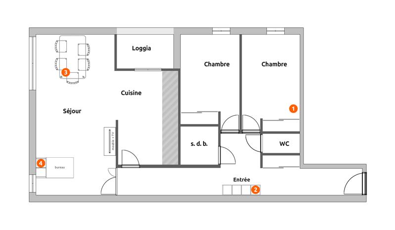 Appartement Nolan