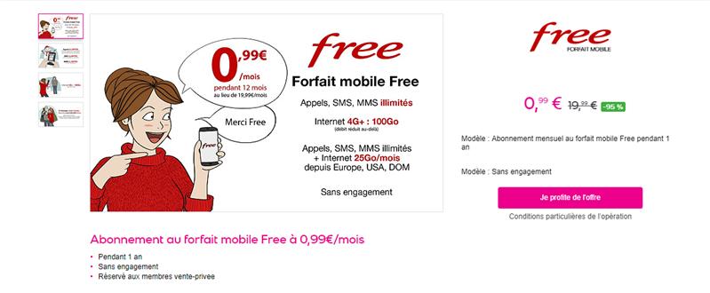 Free Mobile VP