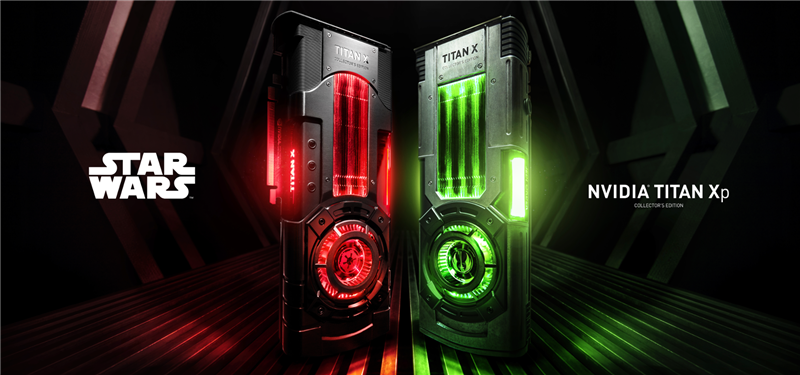 Titan Xp Star Wars Edition