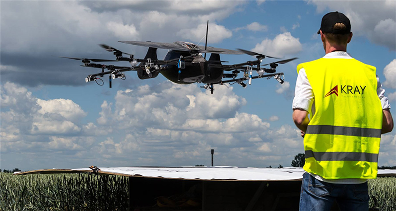 Kray drone