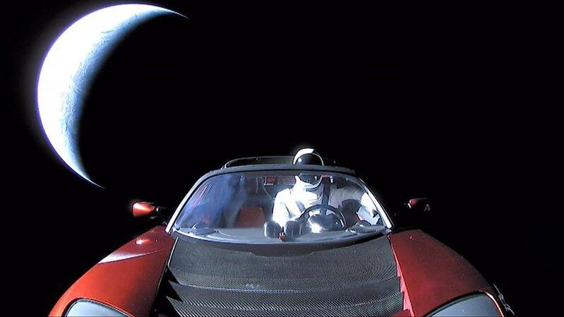 elon Musk Tesla Terre