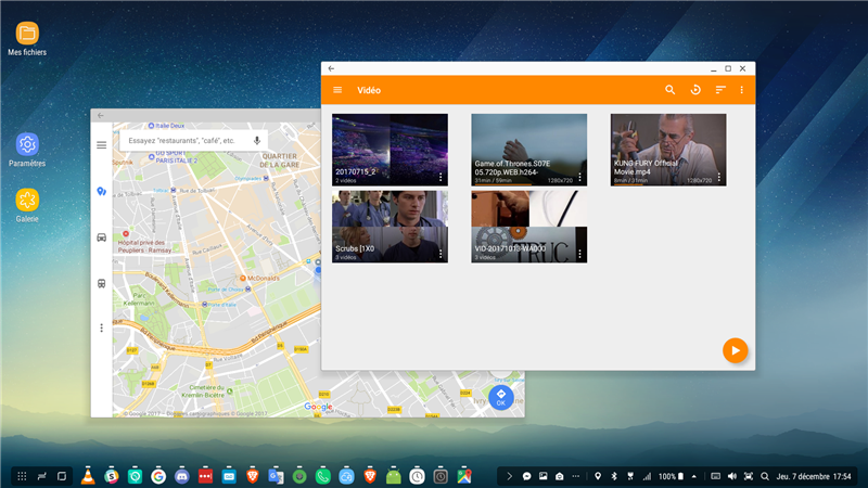 VLC Android Chromebook