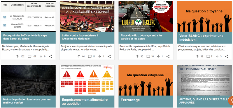 questions citoyennes