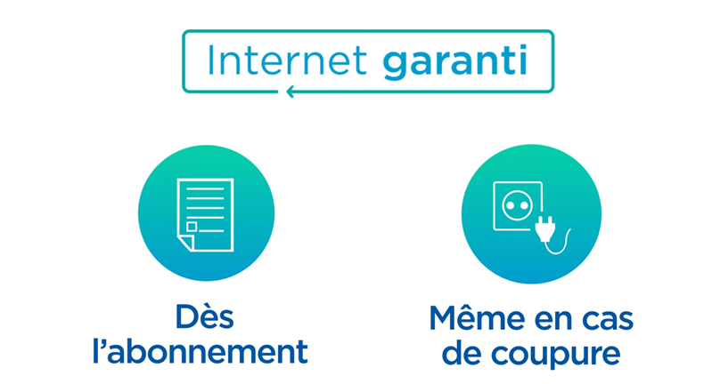 Bouygues Internet Garanti