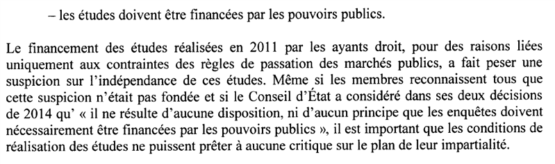 rapport maugue