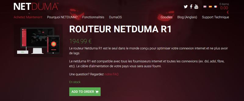 Netduma R1