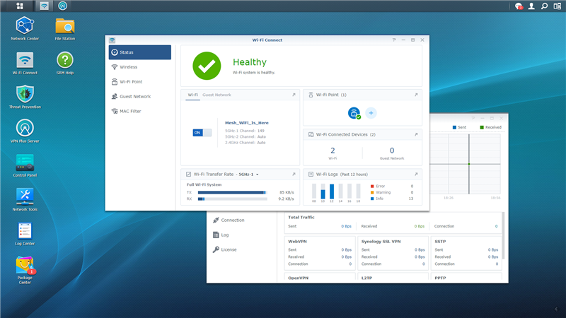 Synology Mesh Router SMR 1.2