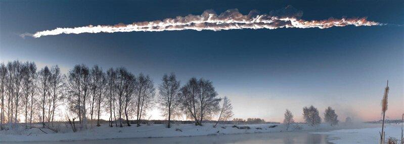 Chelyabinsk asteroid