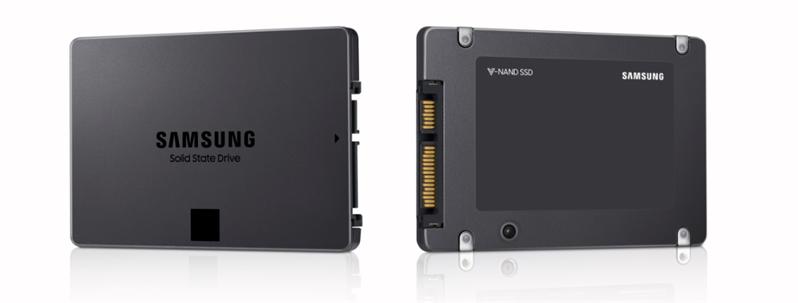 SSD QLC de 4 To chez Samsung
