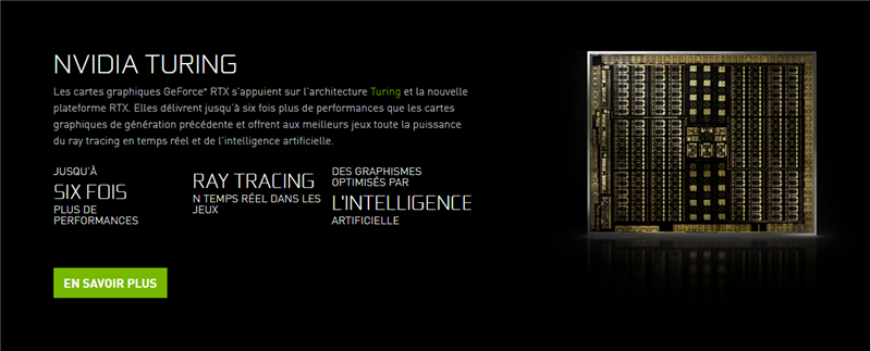 GeForce RTX Turing