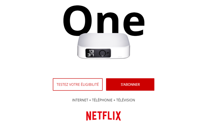 Freebox One