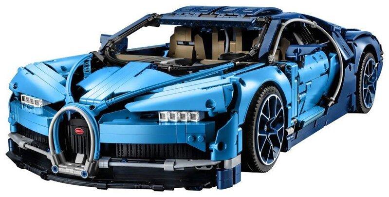 Lego Chiron Bugatti