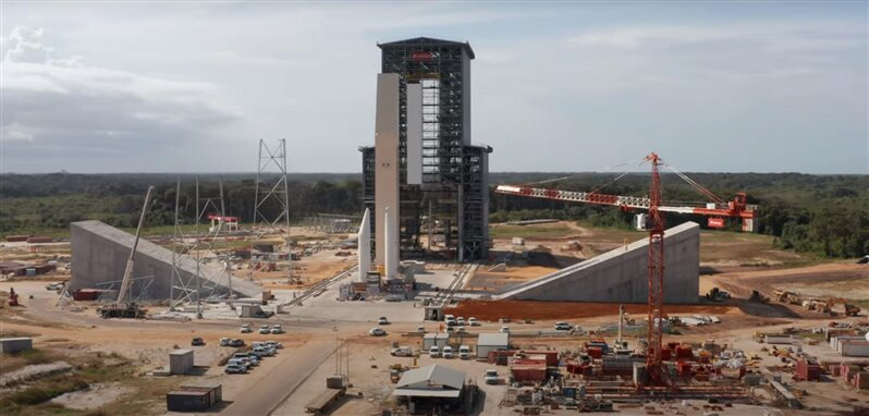 Ensemble de Lancement Ariane 6 (ELA4)
