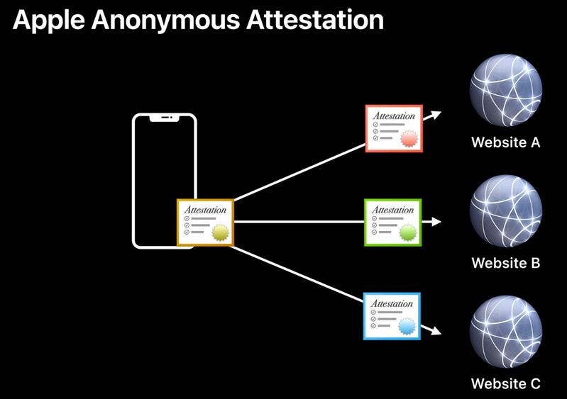 Safari Web Authentication