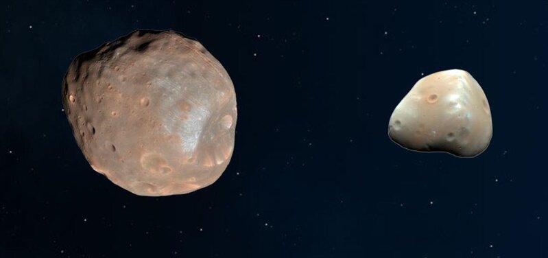 Phobos et Deimos