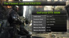 GeForce GTX 580M