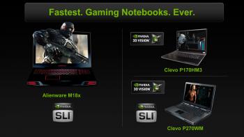 GeForce GTX 580M portable