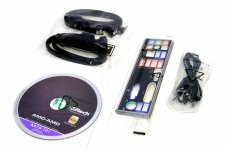 ASRock A75Pro4 FM1 Llano AMD A8-3850