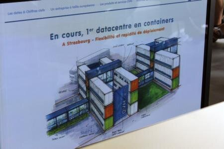 OVH Data center Roubaix 4