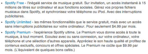 Spotify USA