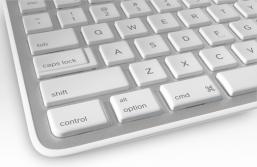 Logitech Keyboard K750 Solar Mac