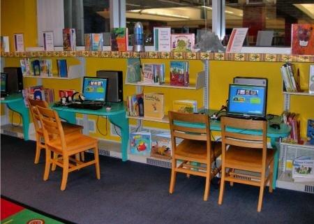 école ordinateur classe éducation