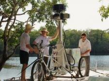 Google stree view Amazonie