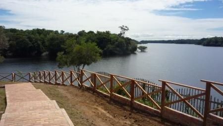 Google Street View Amazonie