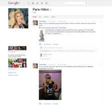 Google+ Nom vérifié