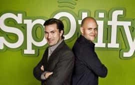 Spotify fondateurs