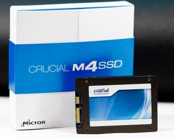Crucial m4 256 Go SSD
