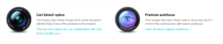 Logitech Webcam for Skype VIERA
