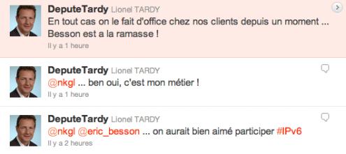 Tardy Besson